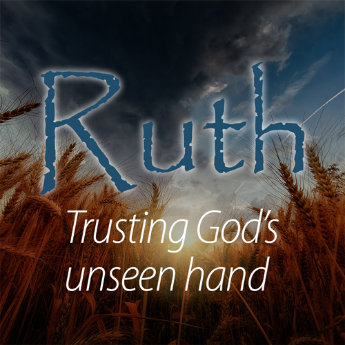 everyday people ruth series sermon art